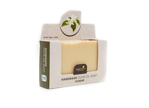 Handmade olive oil soap Jasmine 100g