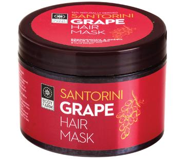 Hair mask Santorini grape Body farm 200ml