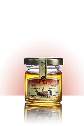 Thyme, wild herbs & pine honey 50g