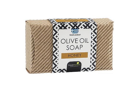 Olive oil soap honey 85g