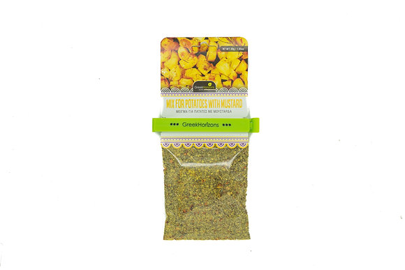 Mix for potatoes with mustard 30g