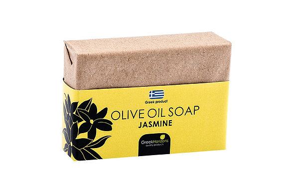 Σαπούνι ελαιολάδου οικολογικό χαρτί γιασεμί 100γρ