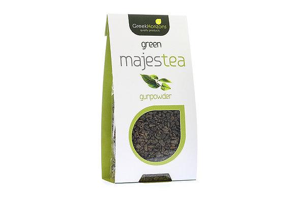 Green tea Majestea gunpowder 100g
