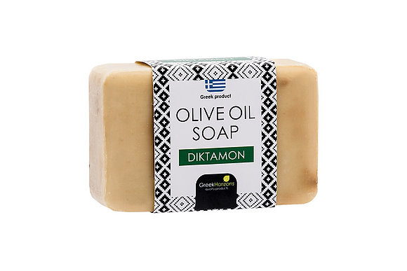 Olive oil soap dittany 100g