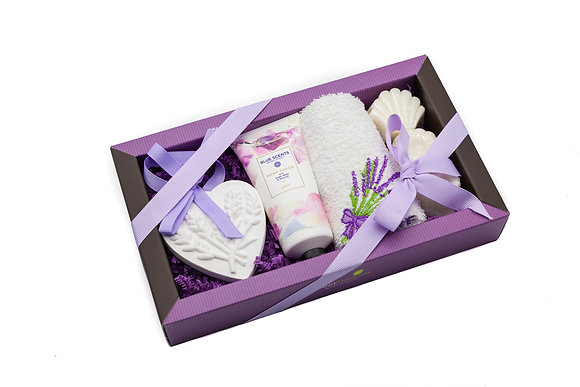 Lavender gift box No54