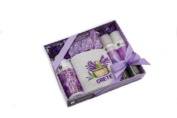 Cosmetic gift box Amelia No6