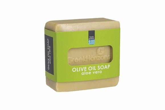Cosmetic soap aloe vera 125g