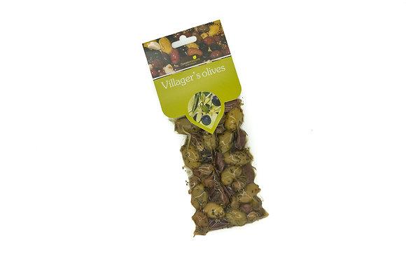 Villager's olives 100g