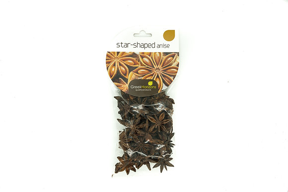 Star shaped anise 30g