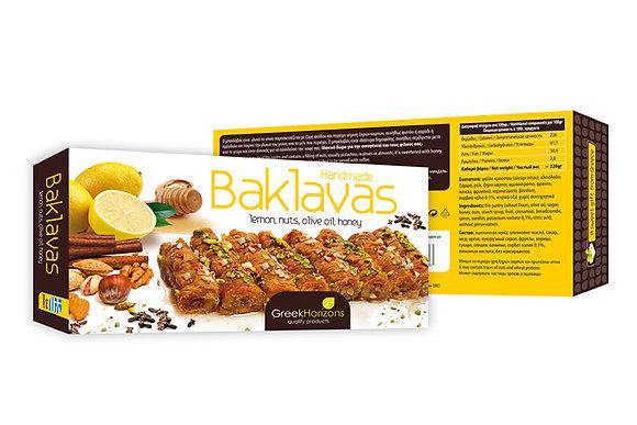 Baklava lemon, nuts & honey 240g