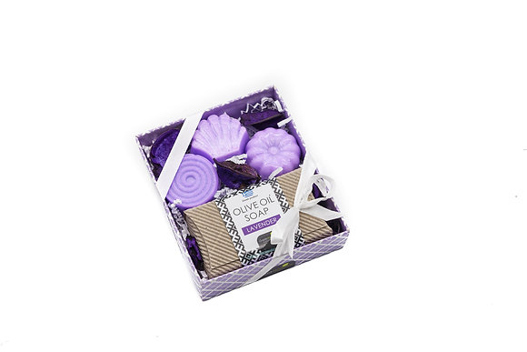 Lavender gift box No5