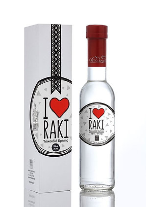 I love Raki Liquer with flavors 19%