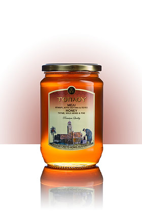 Thyme, wild herbs & pine honey 950g