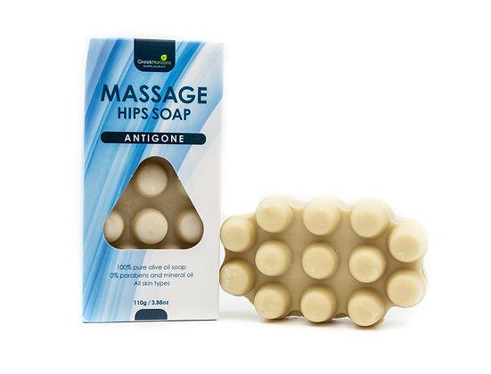 Massage soap Antigone 110g