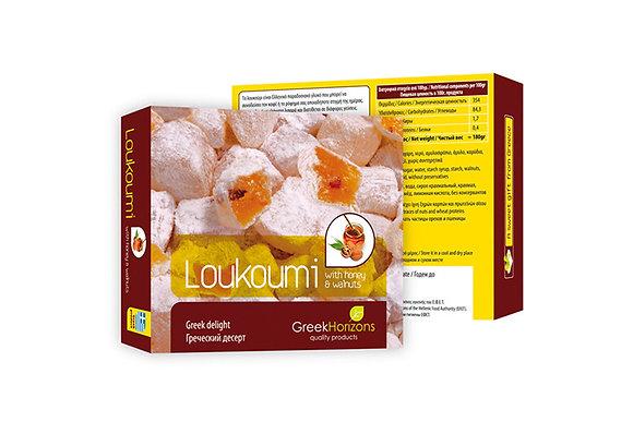 Λουκούμι καρύδι - μέλι 180γρ