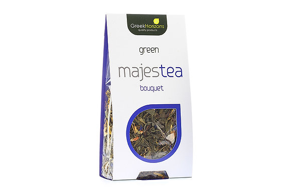 Green tea Majestea Bouquet 45g