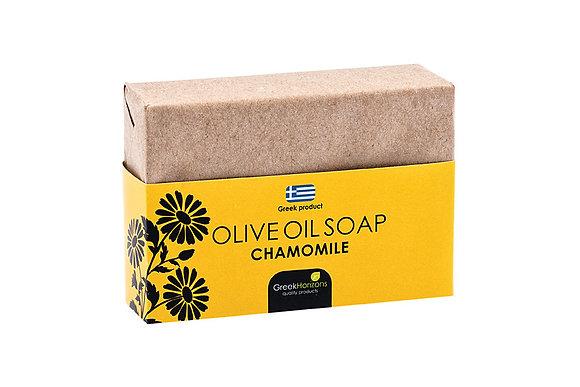 Σαπούνι ελαιολάδου οικολογικό χαρτί χαμομήλι 100γρ