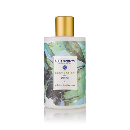 Body lotion White Infusion 'Blue Scents' 300ml