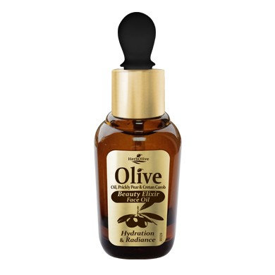 Beauty Elixir Face Oil Hydration & Radiance HerbOlive 30ml