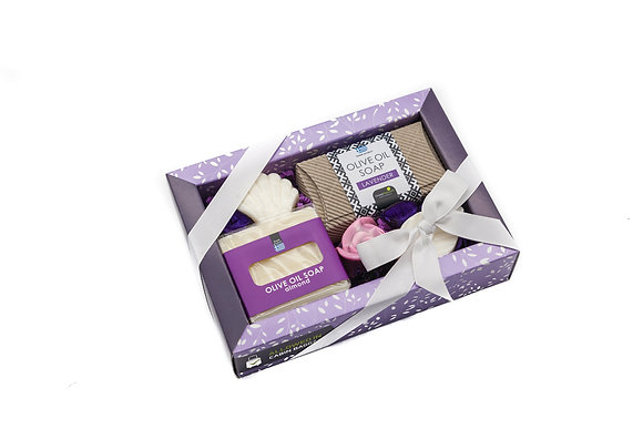 Lavender gift box No26