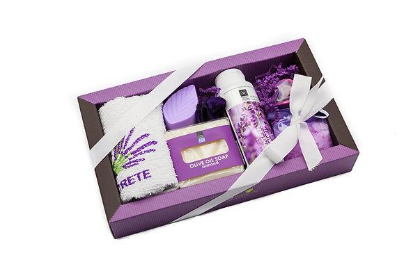 Lavender gift box No58