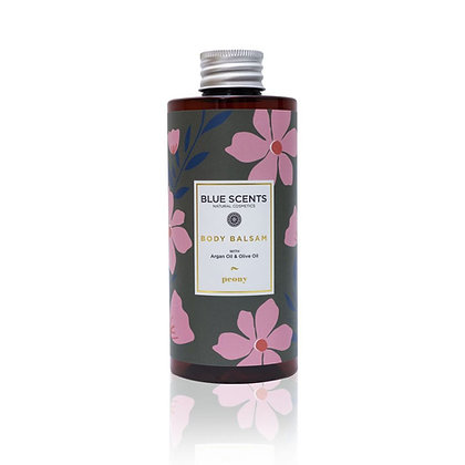 Body balsam Peony 'Blue Scents' 300ml