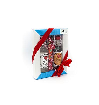 Snapps giftbox K8G