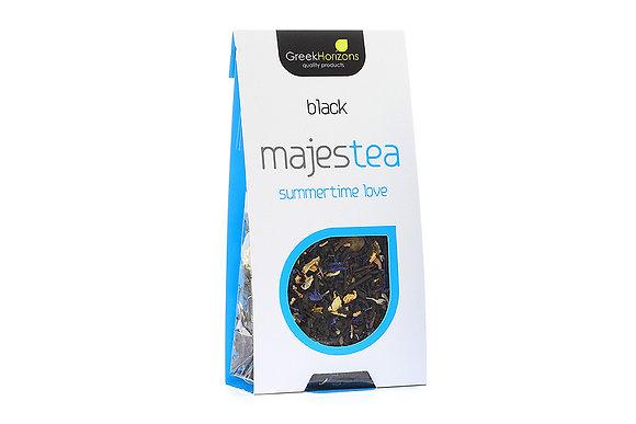 Black tea Majestea Summertime love 60g