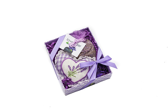 Lavender gift box No4