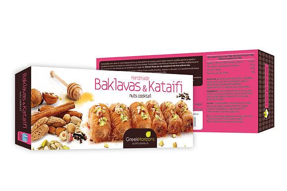 Baklava & Kataifi mixed nuts 240g