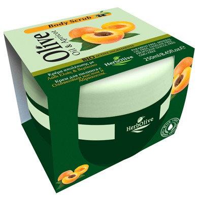 Body scrub Apricot HerbOlive 250ml