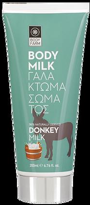 Body milk Donkey milk Body farm 200ml