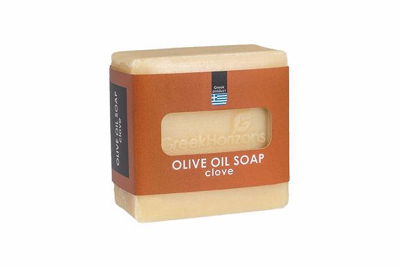 Cosmetic soap clove 125g