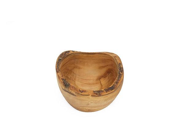 Olive wood bowl natural 14cm