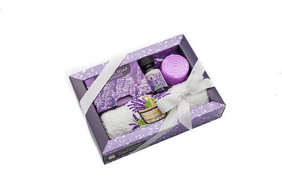 Lavender gift box No29