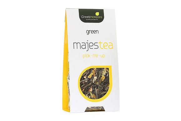 Πράσινο τσάι Majestea Pick me up 45γρ