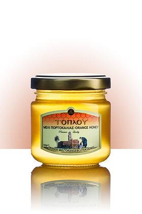 Orange honey 140g