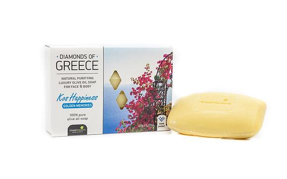 Σαπούνι πολυτελείας Diamonds of Greece Kos Hapiness