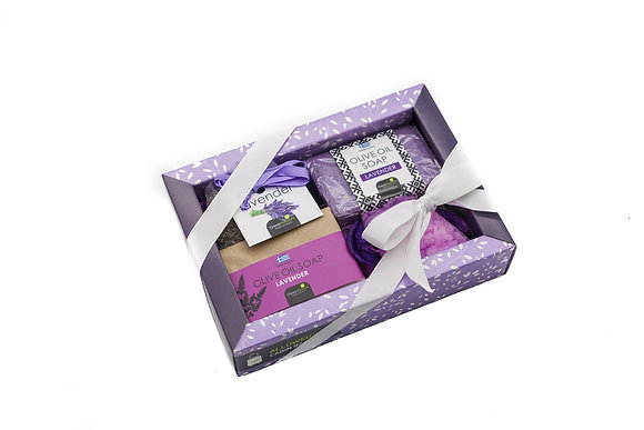 Lavender gift box No22