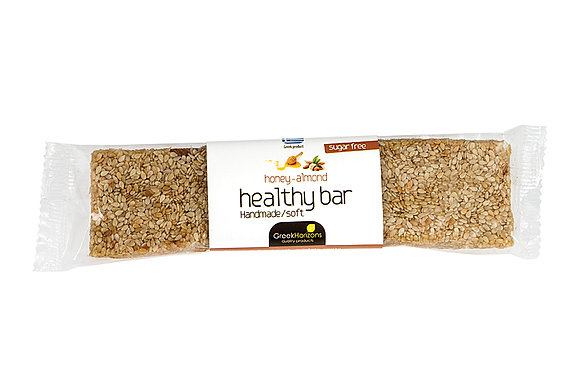 Sesame bar (healthy bar) with honey & orange 85g