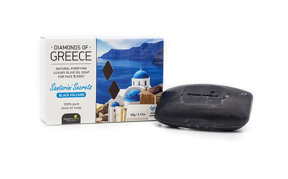 Diamonds of Greece Santorini Secretes