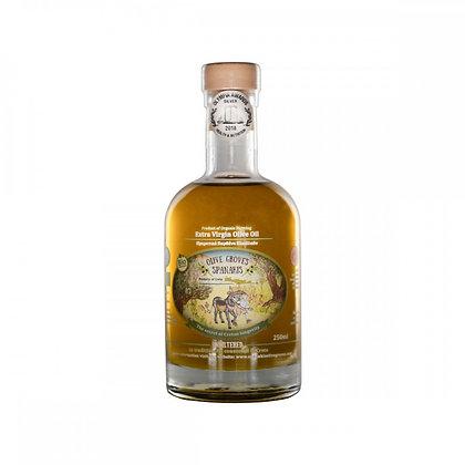 Organic (BIO) olive oil Spanakis family 250ml
