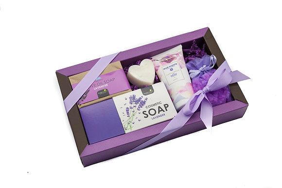 Lavender gift box No64