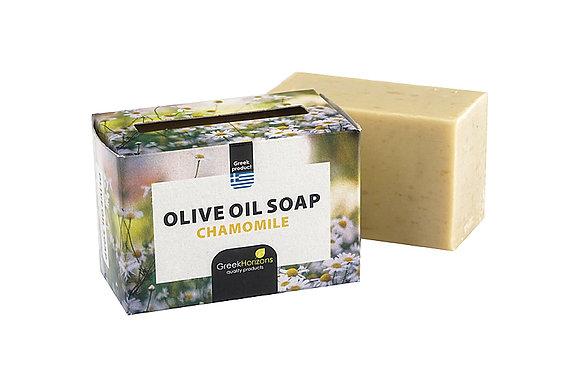 Cretan herbs soap chamomile 110g
