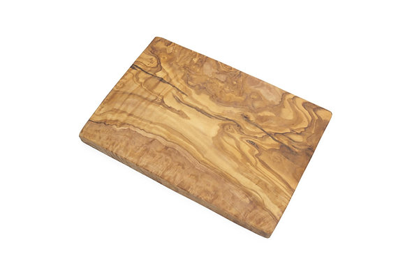 Olive wood cutting board (Size M)