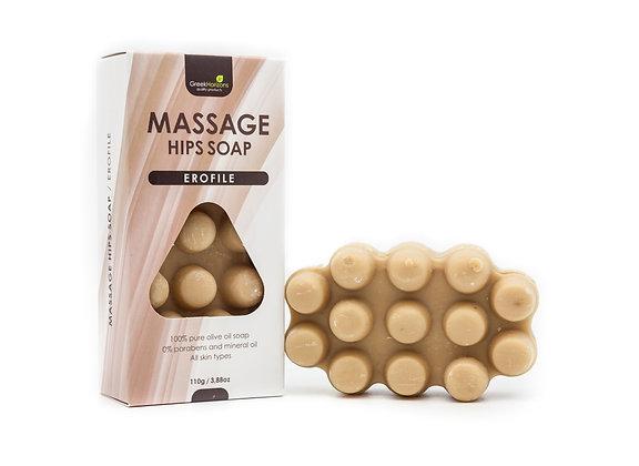 Massage soap Erofile 110g