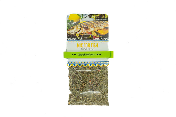 Mix for fish 30g