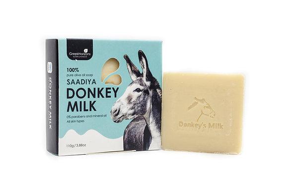 Donkey milk soap Saadiya 110g
