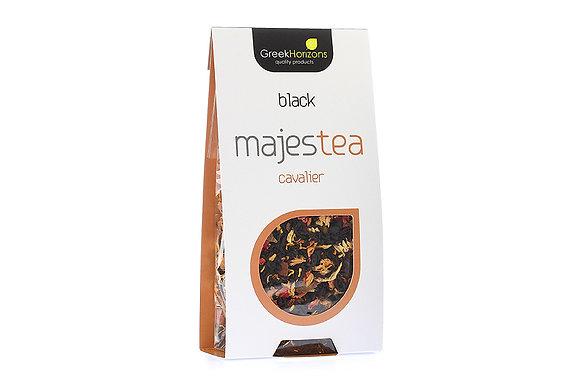 Μαύρο τσάι Majestea Cavalier 60γρ