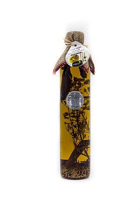 Ελαιόλαδο με αρωματικά βότανα 250ml Dorica